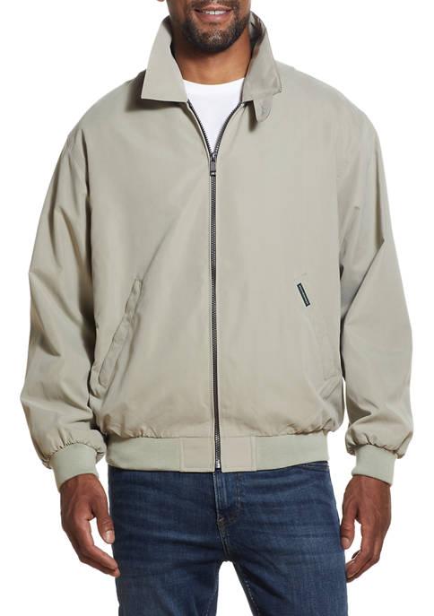 32 Degrees Mens Microfiber Golf Jacket
