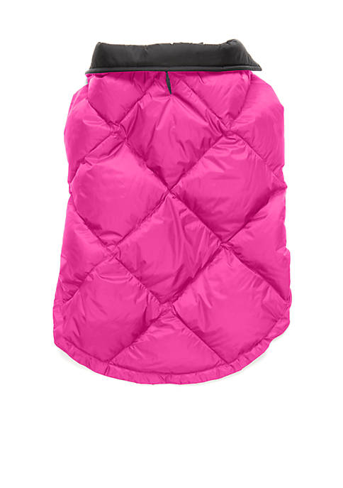 32 Degrees Quilted Packable Dog Coats