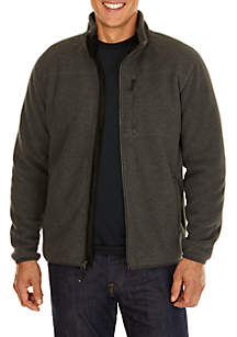 Fleece with Sherpa Lining Pullover