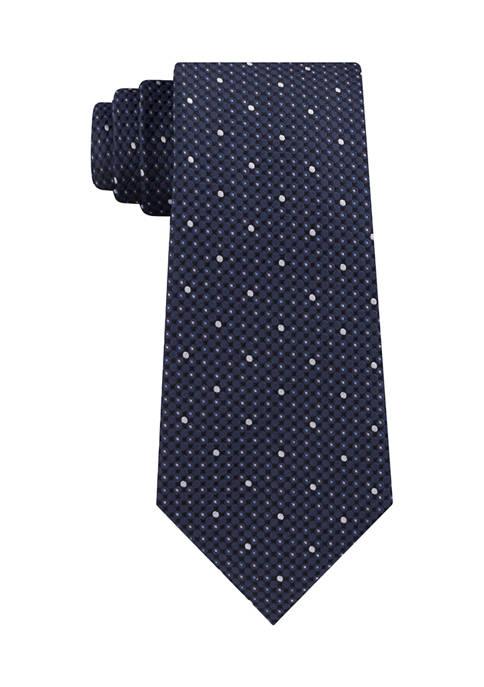 Multi Dot Necktie