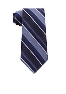 High Low Stripe Necktie