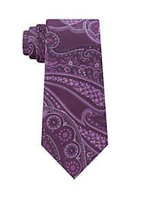 Madison Dressy Paisley II Neck Tie