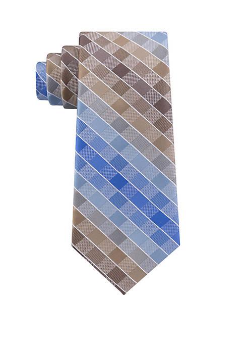 Madison Multi Color Grid Tie