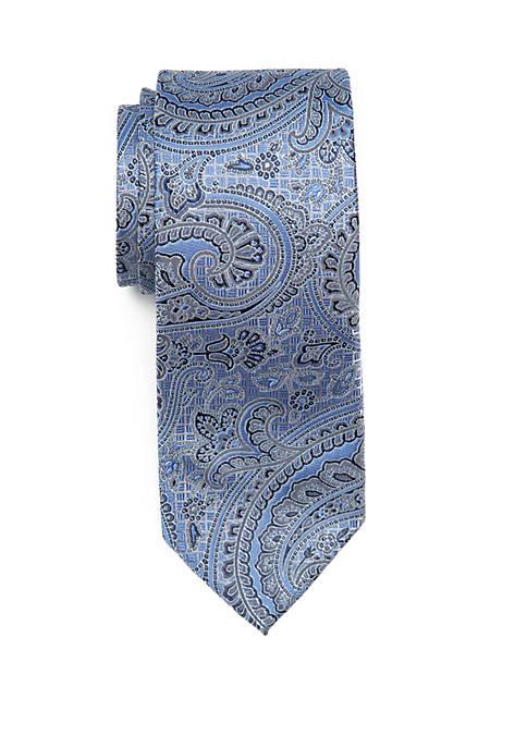 Madison Argento Paisley Tie