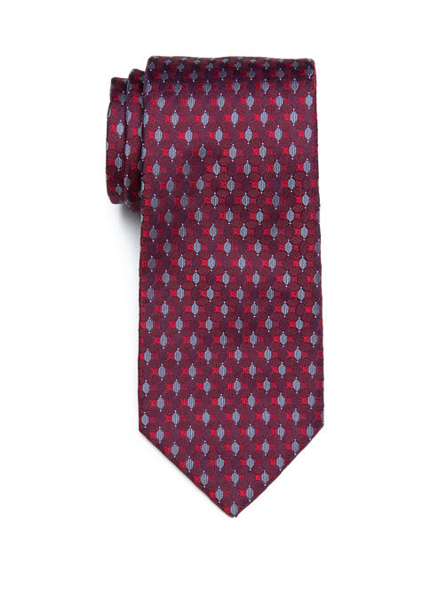 Madison Connected Oval Tie