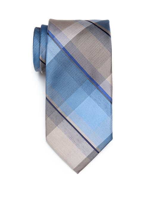 Madison Bobby Plaid Tie
