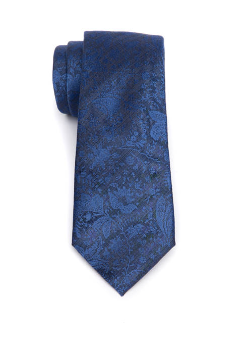 Madison Floating Floral Tie