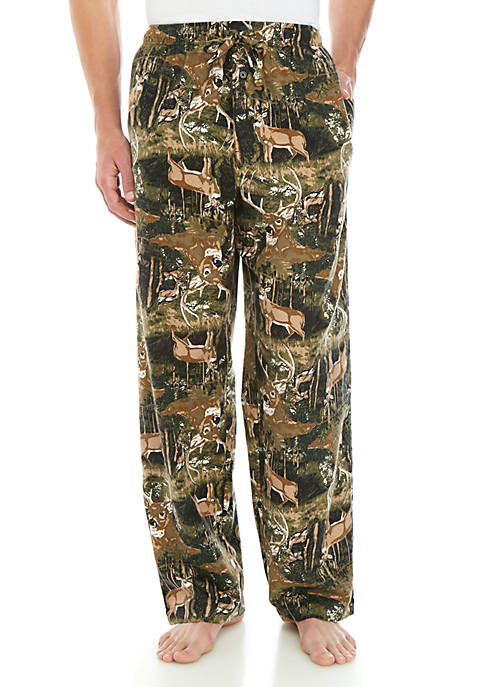 Saddlebred® Big & Tall Camo with Deer Sleep