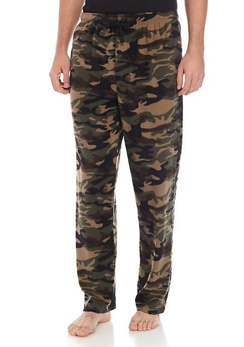 Micro Fleece Pajama Pants
