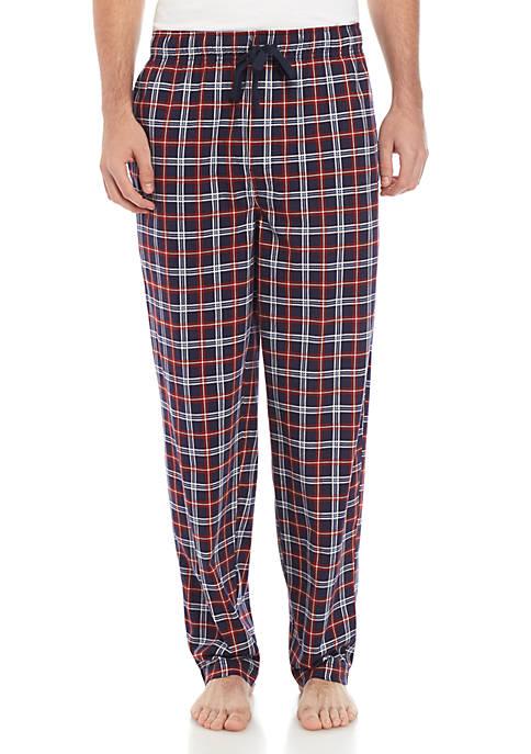 Big & Tall Knit Pajama Pants