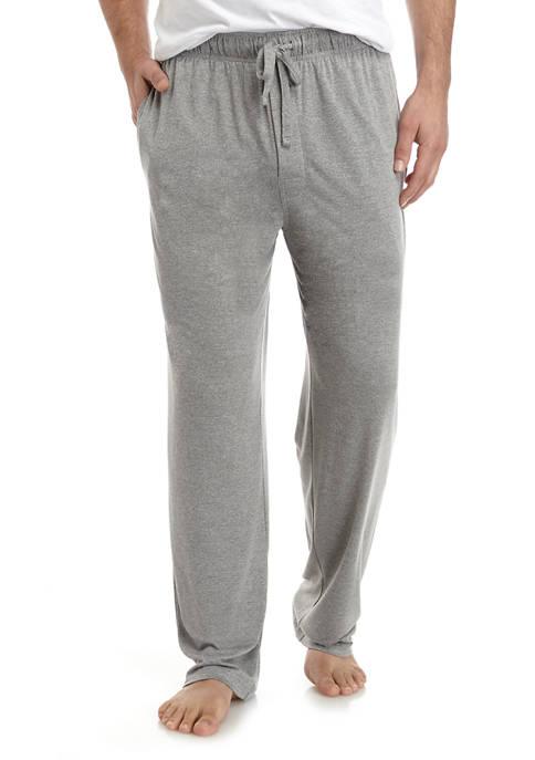 Solid Gray Heather Sleep Pants