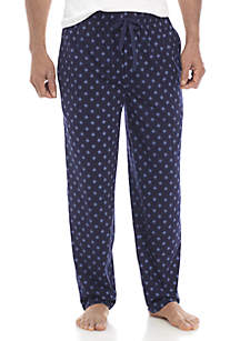 Medallion Knit Pants