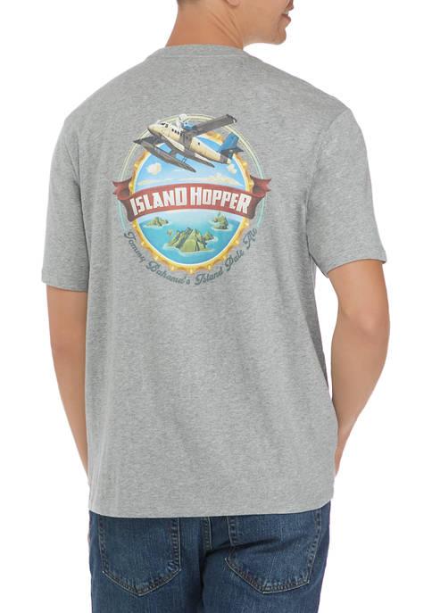 Mens Island Hopper Graphic T-Shirt