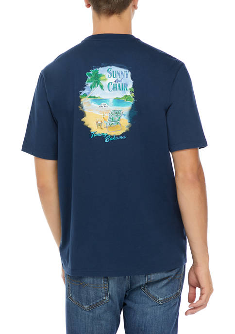 Mens Sunny and Chair T-Shirt