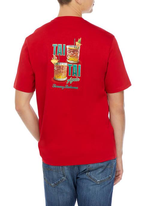 Mens Tai Tai Again T-Shirt