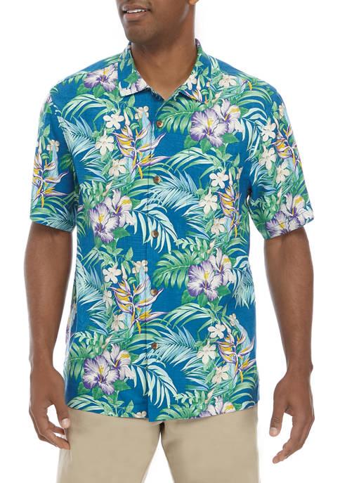 Mens Garden Button Down Shirt