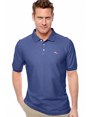 6031cbe5 Tommy Bahama® Emfielder Performance Knit Polo Shirt   belk