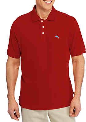 496f68d4fd Tommy Bahama® Emfielder Performance Knit Polo Shirt ...