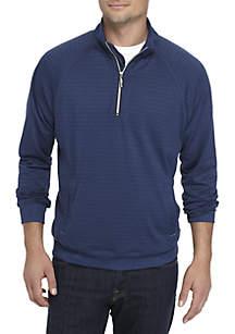 Long Sleeve Elite Pro Half Zip Pullover