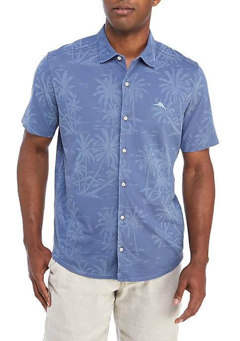 Mahanaha Short Sleeve Camping Shirt