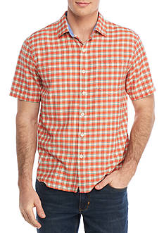 Tommy Bahama® Checka Colada Button Down Shirt