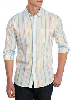 Tommy Bahama® Serefina Striped Button Down Shirt