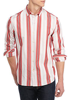 Tommy Bahama® Genova Stripe Button Down Shirt