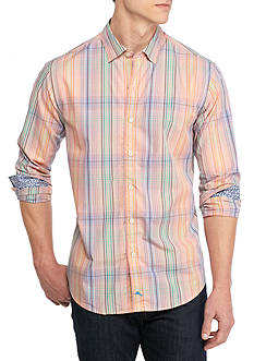 Tommy Bahama® Metala Plaid Button Down Shirt