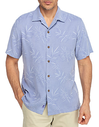 a7772921 Tommy Bahama®. Tommy Bahama® Luau Floral Short Sleeve Button Down Shirt