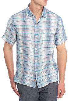 Tommy Bahama® Paradigm Plain Button Down Shirt