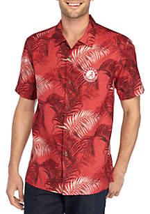 NCAA Fez Fronds Short Sleeve Shirt