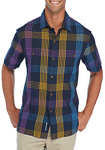 Mo Rockin Plaid Shirt