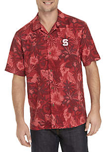 University Fuego Floral Shirt