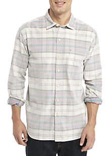 Becket Bay Corduroy Button Down Shirt