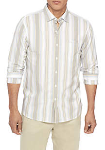 Uvita Stripe Woven Shirt