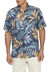 Parque Palms Button Down Shirt