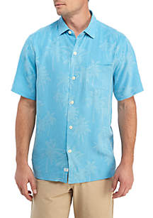 Tommy Bahama® Digital Palms Top