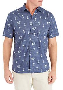 Tommy Bahama® Hammock Time Button Down Shirt