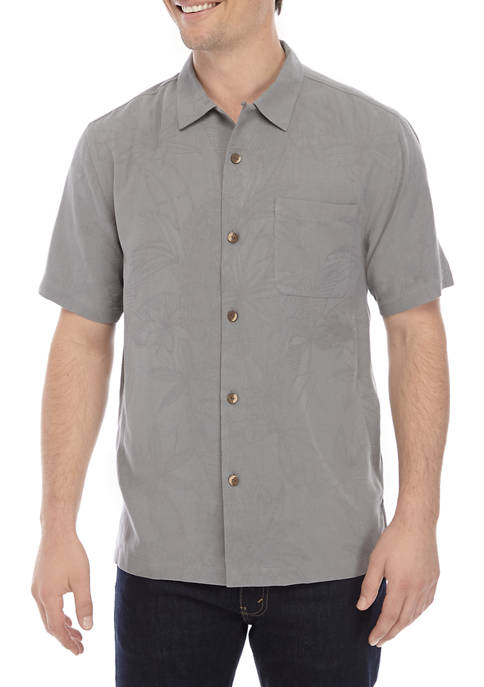 Al Fresco Tropics Button Down Shirt