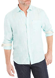 Frond Impressions Long Sleeve Shirt