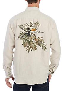 Tommy Bahama® Toucan Escape Button Front Shirt
