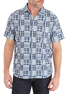 Tommy Bahama® Patchwork in Paradise Shirt
