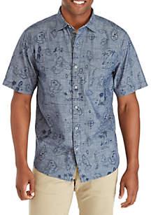 Tommy Bahama® Tahiti Treasure Button Down Shirt