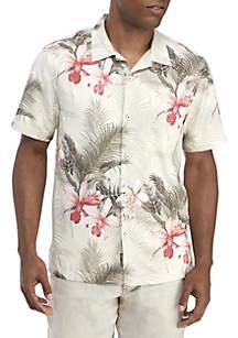 fbdd62b474 ... Tommy Bahama® Shadows in Paradise Short Sleeve Shirt