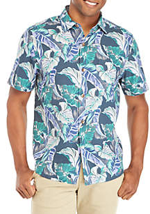 Tommy Bahama® Let's Be Friends Button Down Shirt