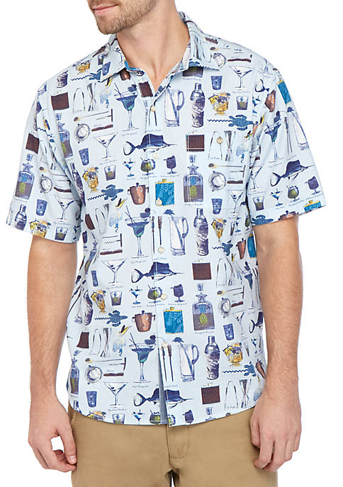 Tommy Bahama® Well Stocked Button Down Shirt