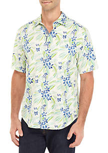 Tommy Bahama® Florence Floral Button Down Shirt