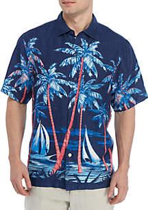Tommy Bahama® Midnight Marina Button Down Shirt