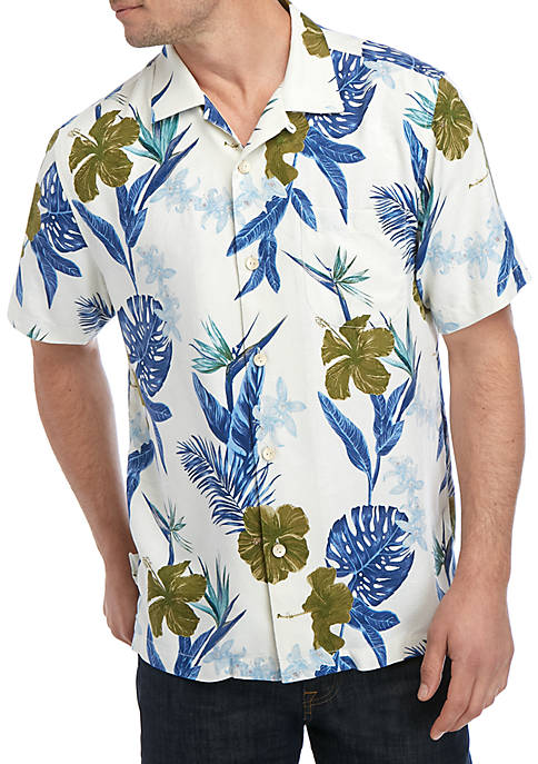 Tommy Bahama® Rialto Flora Button Down Shirt
