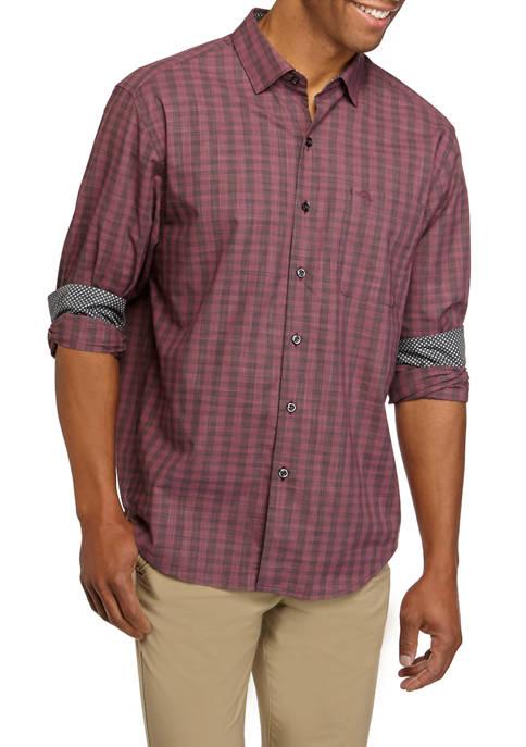 Mens Newport Cimarron Check Shirt